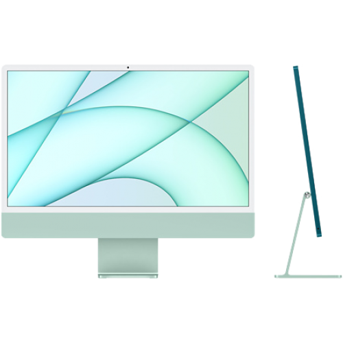 iMac M1 24'' 4.5K 256GB 7GPU Green (MJV83) 2021
