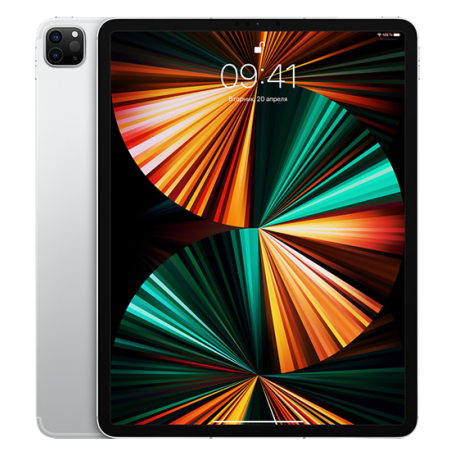 iPad Pro 12.9'' Wi-Fi + Cellular 1TB Silver (MHRC3) 2021