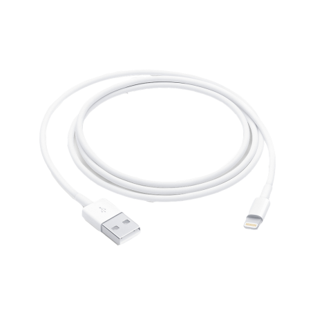 Apple Lightning to USB кабель 1m(ME291) Original