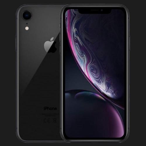 iPhone XR Dual Sim 128GB Black (MT192)