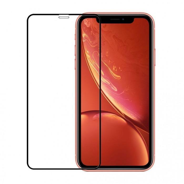 Защитное стекло 3D для iPhone 11 / XR