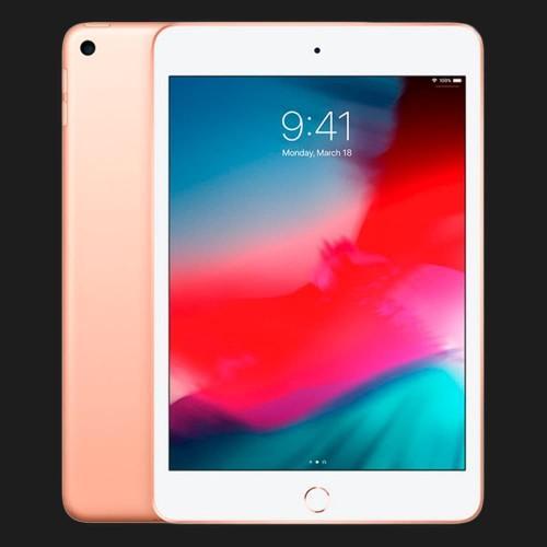 Планшет iPad Mini Wi-Fi + LTE 256GB Gold (MUXP2) 2019