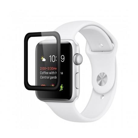 Защитное стекло 4D для Apple Watch 40mm