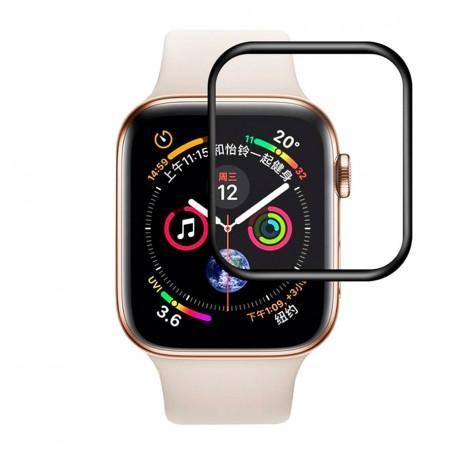 Защитное стекло 4D для Apple Watch 38mm