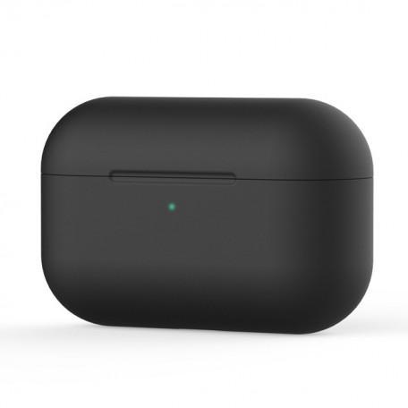 Чехол Apple AirPods Pro Silicone Case (Black)