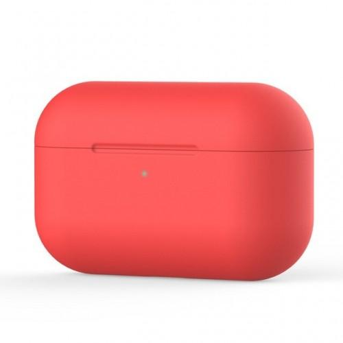 Чехол Apple AirPods Pro Silicone Case (Red)