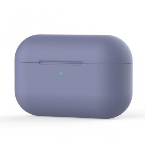 Чехол Apple AirPods Pro Silicone Case (Light Blue)