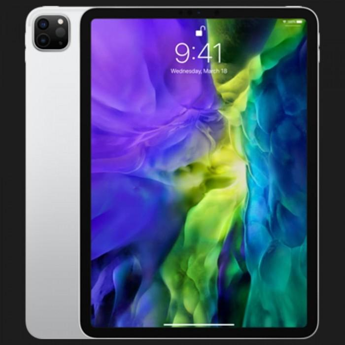 Планшет Apple iPad Pro 11 2020, 128GB, Silver, Wi-Fi + LTE (4G) (MY342, MY2W2)