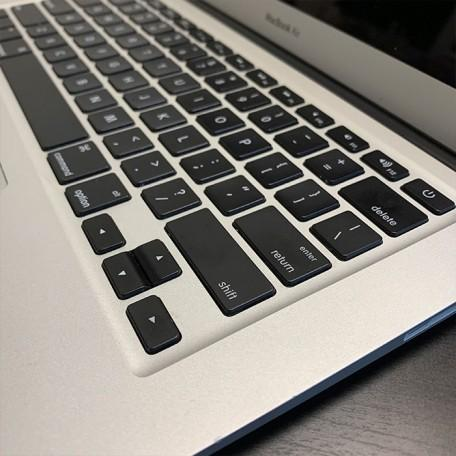 б/у MacBook Air 13, 128GB, 2013 (Silver), MD760
