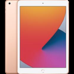 "Планшет Apple iPad 8 10.2"" Wi-Fi 32GB Gold (MYLC2) 2020"