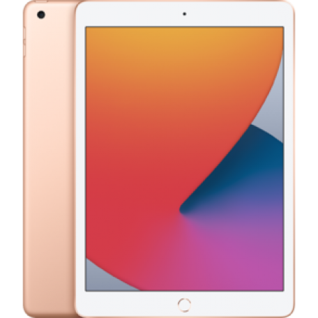 "Планшет Apple iPad 8 10.2"" Wi-Fi + LTE 128GB Gold (MYN92) 2020"