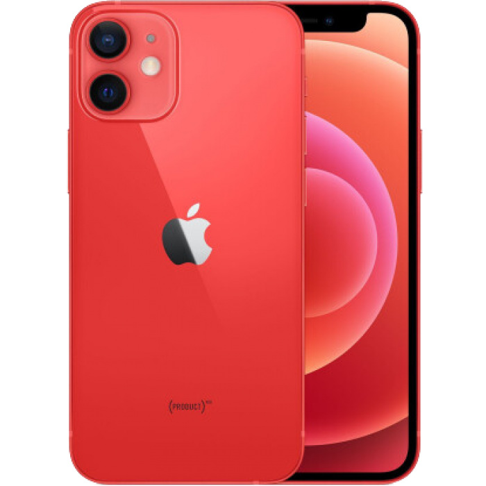 Apple iPhone 12 mini 64GB (PRODUCT)RED (MGE03)ACTIVE