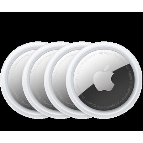 Метки-трекеры Apple AirTag (ЭирТег) 4 шт.