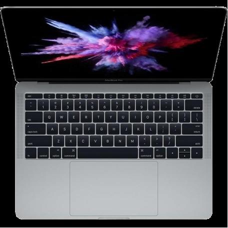 MacBook Pro 13 Retina, Space Gray, i5/8/512GB (5PXT2) 2017, Touch 10/10