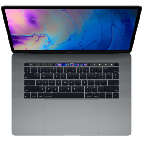 MacBook Pro 15 Retina, Space Gray, 512 GB , (MR942) 2018 10/10