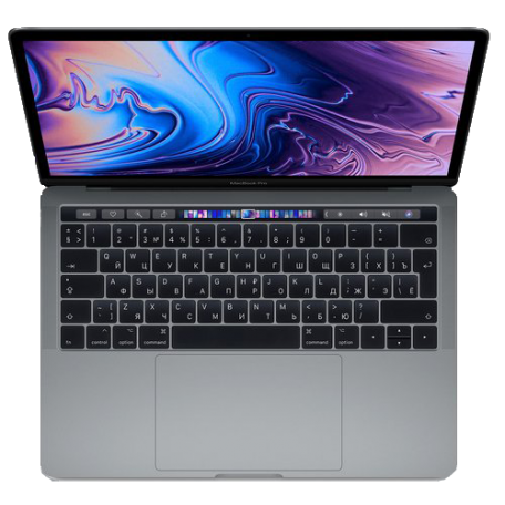 Apple MacBook Pro 13 Retina, Space Gray, 128 GB, (MUHN2) 2019 10/10