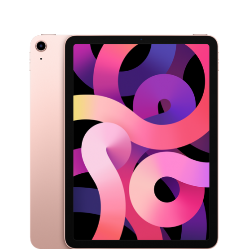 Apple iPad Air Wi-Fi 64GB Rose Gold (2020) (MYFN2)