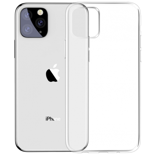 Чехол прозрачный Baseus для iPhone 11 Pro Max Simple Series