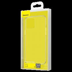 Чехол Baseus для iPhone 12 Mini Simple Series[Transparent]