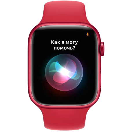 Apple Watch Series 7 41mm PRODUCT(RED) Aluminum Case