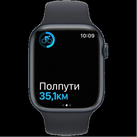 Apple Watch Series 7 41mm Midnight Aluminum Case