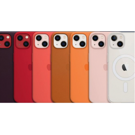 Чехол iPhone 13 mini Silicone Case with MagSafe